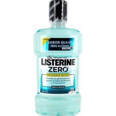 LISTERINE ZERO - (500 ML)