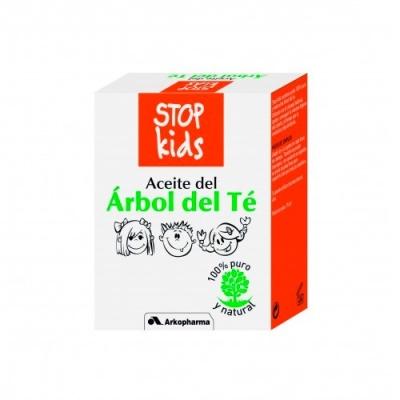 STOP KIDS ACEITE DE ARBOL...
