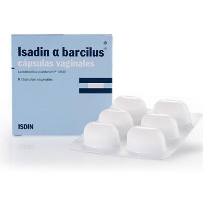 ISADIN ALFA BARCILUS CAPS...