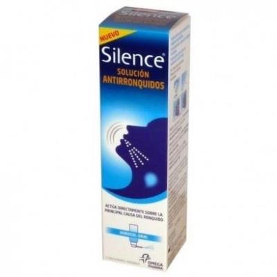 SILENCE AEROSOL SPRAY 50 ML