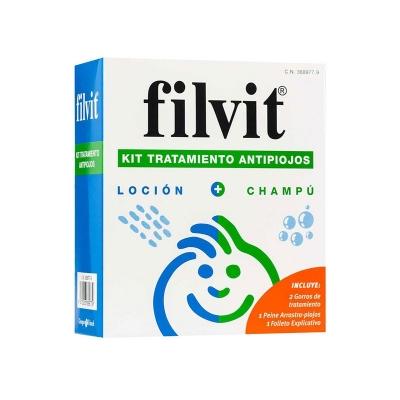 FILVIT LOCION + CHAMPU -...