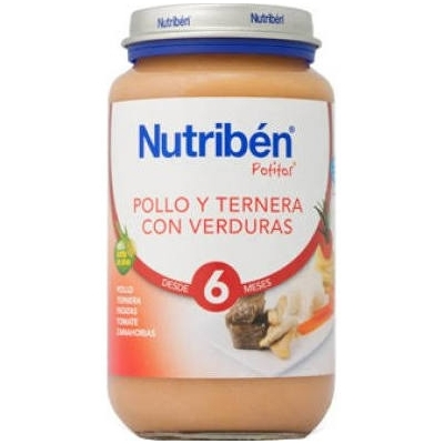 NUTRIBEN POLLO TERNERA...
