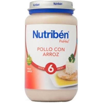 NUTRIBEN POLLO CON ARROZ -...